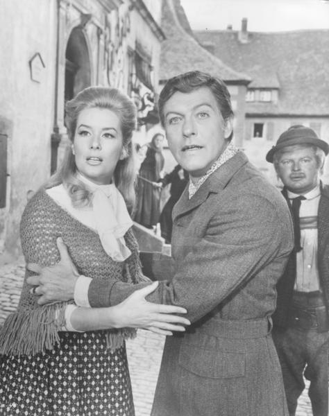 "Sally Ann Howes and Van Dyke costarred in the 1968 film. ""It took over a year to shoot,"" Van Dyke said. ""It was Cubby Broccoli and the whole 'James Bond' crew, so they knew their special effects. That car was a beautiful piece of work. The score was by the Sherman brothers again; the music was great.<br> <br> ""I had some misgivings in the beginning, I think because Walt Disney wasn't involved. 'You can't do a children's movie without Walt Disney!' But Marc Breaux and Dee Dee Wood, who did the choreography for 'Poppins,' also did it for 'Chitty.' They really put me through the paces."""