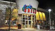 <strong>Punk's Backyard Grill</strong> has closed at the Westfield Annapolis Mall. The restaurant, which opened in 2009, evoked an American backyard gathering. The kitchen was enclosed behind a structure that suggested the back of a suburban home, the dining room was filled with picnic tables and the ceiling was painted to resemble the open sky.