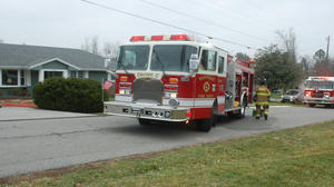 Puppy may have caused Danville house fire