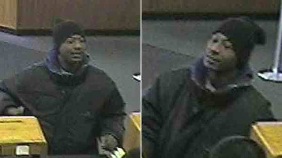 Man robs West Side bank