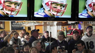 Ravens-Patriots game will get Super Bowl coverage, CBS brass sa…