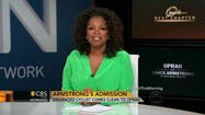"Oprah Winfrey appeared on ""CBS This Morning"" Tuesday to talk about her interview with Lance Armstrong, but she remained coy about exactly what the disgraced seven-time Tour de France winner admitted to in his drug doping ""confession."""