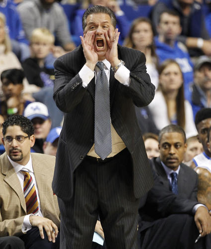 John Calipari, college basketball: Calipari had Final Four appearances vacated on two separate occasions - for two different schools, making him the only coach in NCAA history to accomplish such a feat. The NCAA wiped away his 1996 trip to the Final Four with UMass when it was revealed that standout Marcus Camby allegedly took money from an agent and again in 2007-08, this time at Memphis, for participating with an unnamed, ineligible player that is presumed to be Derrick Rose. Calipari left the schools for other coaching jobs before NCAA findings in both instances, also making him a strong candidate for the Escape Artist Hall of Fame.