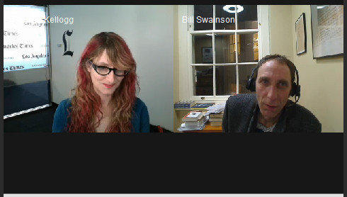 Will Self video interview