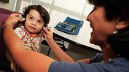 Parul Bhatia, a pediatrician at Children's Hospital Los Angeles, remembers the patient well.  The girl was 3 years old and profoundly deaf. Even though she had failed a hearing test at birth, she hadn't been treated for hearing loss.