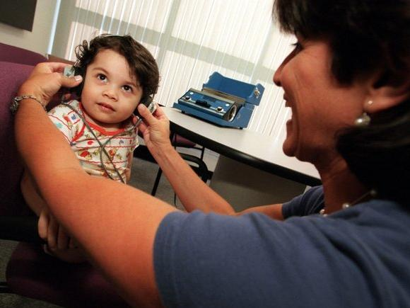 Young children should have their hearing tested more frequently, says the author of a new study that found such screenings are cost-effective.