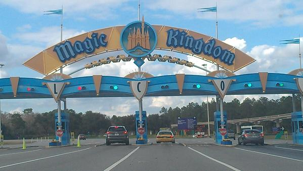 Magic Kingdom New Entrance Magic Kingdom New Entrance
