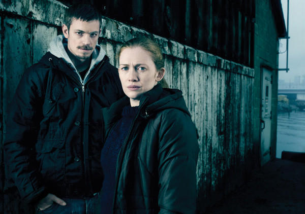 "Joel Kinnaman and Mirielle Enos will return for a third season of AMC's ""The Killing."""