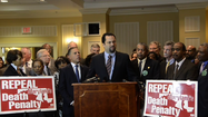 VIDEO Annapolis rally for death penalty repeal