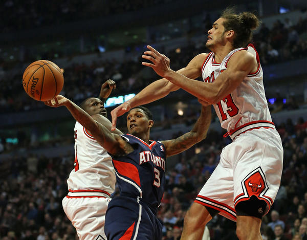 The Bulls are known for great defense. Which is not exciting at all.
