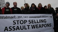 Wal-Mart Urged To Pull Military-Style Rifles