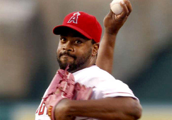The Angels and Jerome Williams agreed on a one-year, $2-million deal.