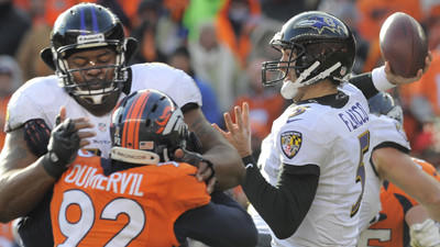 Film Study: Breaking down Ravens-Broncos and Patriots-Texans