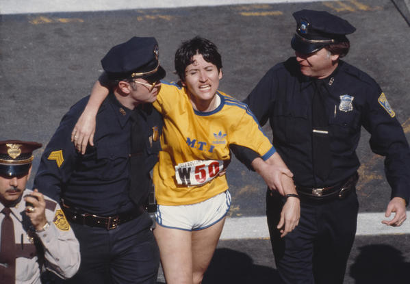 Rosie Ruiz, marathon runner: In April of 1980, Ruiz was the first female runner to cross the finish line at the Boston Marathon. Only one problem: She had only run about a mile of the famed 26 miles, joining the race while it was in progress. She was disqualified, but to this day, Ruiz maintains she won. She qualified for Boston after 'running' in the New York Marathon, where it was revealed she took a shortcut by riding the subway.