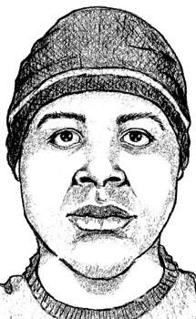 Sketch of a man who sexually assaulted a woman in her South Loop garage on Jan. 9.