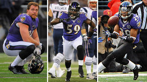 With salary cap issues, Ravens might not be able to keep three young defenders