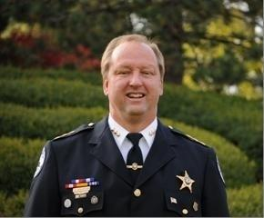 Schaumburg Police Chief Brian Howerton