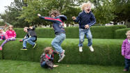 No exercise, more than couch, tied to fat in kids