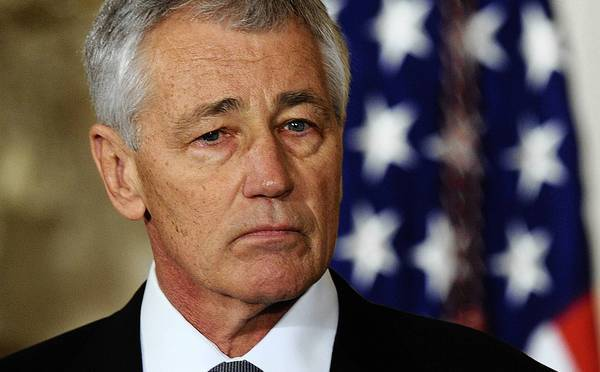 Former Sen. Chuck Hagel (R-Neb.) sought to quash opposition to his nomination for Defense secretary, explaining his current take on issues including Israel, Iran and gays in the military.