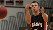 Photo Gallery: Inman vs. Hutch Central Christian Boys Basketball at Burrton