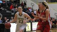 Photo Gallery: Maize vs. Andover Central Girls Basketball