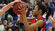 Photo Gallery: Heights vs. Kapaun Girls' Basketball
