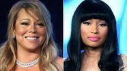 "<strong><span style=""color: black;"">Nicki Minaj</span></strong><span style=""color: black;""> discussed her blowup with fellow <em>American Idol</em> judge <strong>Mariah Carey</strong> on yesterday's <strong>Ellen DeGeneres</strong> show.  The ""Starships"" singer insists she's ""not a crazy psycho,"" but was reacting because she was hurt that Mariah didn't want her on the panel. ""I don't know. It was just two big old divas, I guess,"" Nicki told Ellen. At first Nicki said she didn't believe reports that Mariah didn't want her there, but as auditions began, she started to believe them. ""I went there and I started to feel a bit of the shade. And I just kind of over compensated by being crazier,"" Nicki explained. But the rapper insists she and Mariah have settled their differences. ""We're fine. I cannot hold a grudge against Mariah Carey,"" she said. ""What people don't understand is that I've looked up to her for so many years."" Added Nicki, ""I don't know if she's gotten over it, but I have."" </span>"