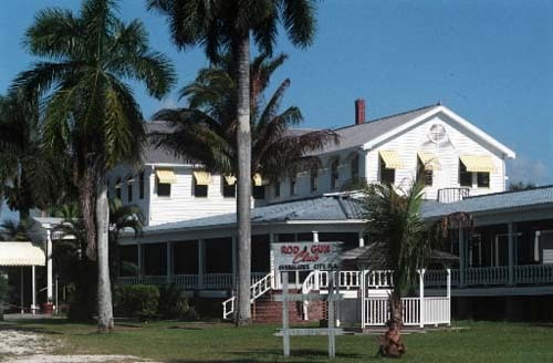 Florida Getaways of the Day - <b>Everglades City:</b> Rod and Gun Club
