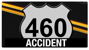 UPDATE: Route 460 West in Lynchburg back open