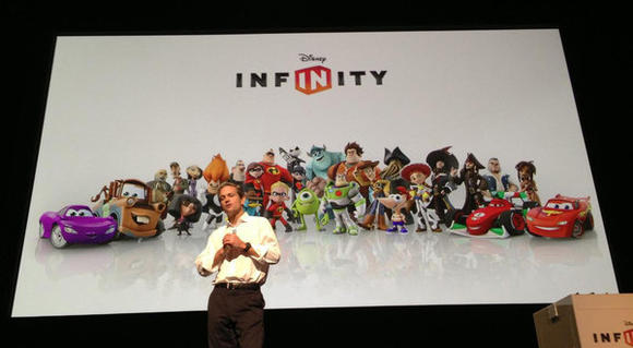 """Disney Infinity"" is a high-stakes bet by the entertainment giant to grow its video game business."