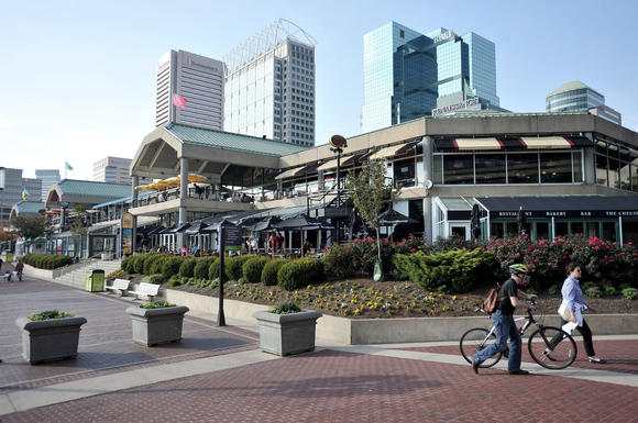 New York firm paid $100 million for Harborplace