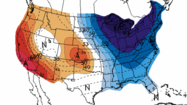 An atmospheric pattern known to send Arctic air rushing southward is looking more likely next week, according to forecasters who have been monitoring the phenomenon.