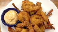 "Legal Sea Foods at Boca Raton Town Center (561-447-2112, <a href=""http://www.legalseafoods.com/"" target=""_blank"">LegalSeaFoods.com</a>) is offering $24.95, three-course shrimp dinners until Feb. 13."