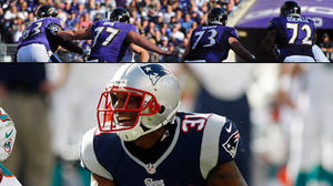 Five Ravens stats that stand out: AFC championship