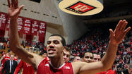 Badgers tip the Hoosiers