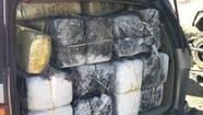 Border Patrol agents in southern Arizona seized 4,585 pounds of marijuana from three abandoned SUVs in separate incidents on the same day, U.S. Customs and Border Protection officials reported.