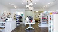 "<a href=""http://lilbabysprouts.com/"">L'il Baby Sprouts</a>, a high-end baby boutique offering apparel, bassinettes, blankets and other accoutrements for little ones, has opened in Newport Beach."