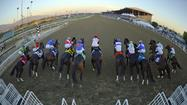 In less than 10 months, the Breeders' Cup returns to Santa Anita for its world championships, and trainer John Sadler said this past weekend there will be an attempt to reverse the decision to ban the anti-bleeding medication lasix from all horses running in the event.