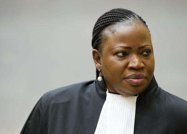 "Prosecutor Fatou Bensouda of the International Criminal Court, above in December, said abuses in Mali ""have deeply shocked the conscience of humanity."""