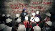 Pictures: Travel to the Kansas Underground Salt Museum