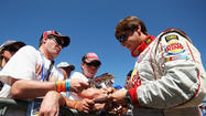 Landon Cassill says he is leaving BK Racing to pursue other opportunities in NASCAR.