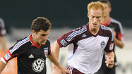 The Fire added more midfield depth Wednesday when they swapped their first round MLS draft pick for for veteran Colorado Rapids midfielder Jeff Larentowicz.