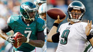 New Eagles Coach Chip Kelly faces big decision with Michael Vick