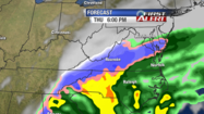 UPDATED: Snow timing and amounts