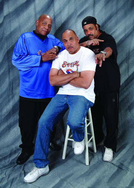 The Sugarhill Gang  Big Bank Hank, Master Gee and Wonder Mike  will bring their old-school hip-hop to H Lounge at Hollywood Casino at Charles Town Races on Friday.