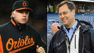 Orioles extend contracts of Buck Showalter and Dan Duquette through 2018 season