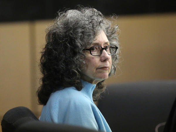 Donna Horwitz, accused of the Sept. 2011 murder of her 66-year-old ex-husband, real estate lawyer and developer Lanny Horwitz, was in court before Judge Joseph Marx Monday, January 14, 2013 in West Palm Beach. (Bruce R. Bennett/The Palm Beach Post)