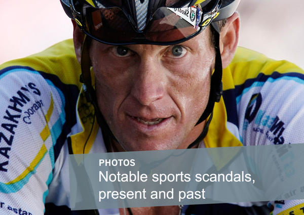 Lance Armstrong, considered by many to be the greatest professional cyclist, admits in an interview with Oprah Winfrey that he did cheat by doping despite years of vehemently denying the charges. The U.S. Anti-Doping Agency in October 2012 brought forth a case against Armstrong, a cancer survivor who started the charitable foundation Livestrong, that led to the stripping of his cycling titles and a lifetime ban that was upheld by the International Cycling Union.