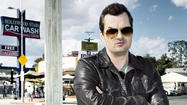 "I wasn't familiar with Jim Jeffries' standup before popping in my screener of his new comedy, ""Legit"" (<em>9:30 p.m. Thursday, FX; 3.5 star out of 4</em>). Now I want to check it out."
