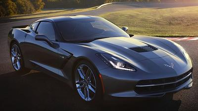 First 2014 Corvette Stingray to be sold at auction